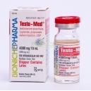 Testo-Med Bioniche Pharmacy (Testosterone Mix) 10ml (400mg/ml)