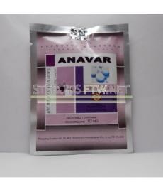 50Tabs de Hubei de tabletas de ANAVAR (Oxandrolona 10 mg/tab)
