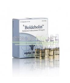 Alpha Pharma Boldenone Boldebolin