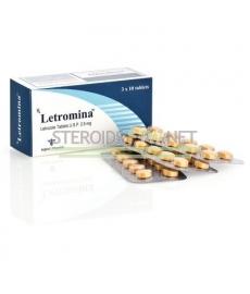 Alpha Pharma Letrozole - Letromina