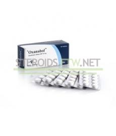 Oxanabol Alpha Pharma Anavar - 10mg