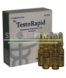 Alpha Pharma Testostosterone propionato - TestoRapid 100