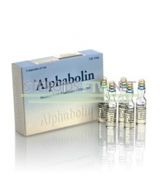 Alphabolin (Primobolan) Alfa Pharma - Methenlone Enanthate