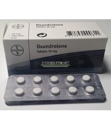 [Anavar] Oxandrolone Bayer 10mg/tab