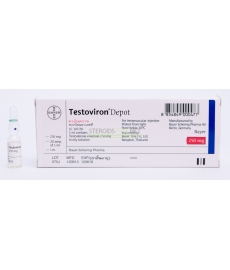 Testoviron Depot Bayer [250 mg / 1 ml]