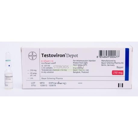 Testoviron Depot Bayer [250mg/1ml]