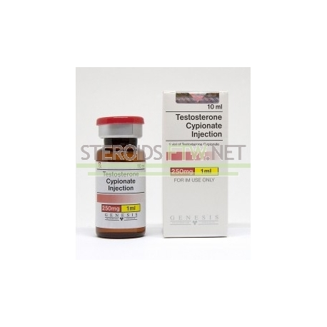 Testosteron Cypionate Genesis 10 ml (testosteron Cypionate 250 mg/ml)