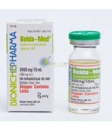 Bolda Med Bioniche Pharma (Boldenone Undecylenate) 10ml (300mg/ml)