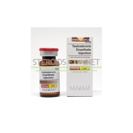 Testosteron Enanthate indsprøjtning Genesis 10 ml (testosteron Enanthate 250 mg/ml)