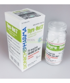 Thyro-Med 3 Bioniche Pharma (Liothyronine natrium) 60tabs (25mcg/fane)