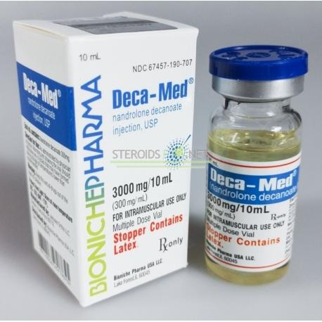Deca Med Bioniche Pharma (Nandrolone Decanoate) 10ml (300mg/ml)