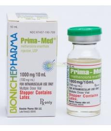 Prima-Med Bioniche Pharma (Primobolan Depot) 10 ml (100 mg / ml)