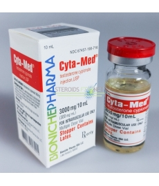 CYTA Med Bioniche Pharmacy (Testosteroni Cypionate) 10ml (300mg/ml)