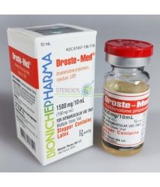 Droste-Med farmacia Bioniche (propionato de drostanolona, Masteron) 10ml (150mg/ml)