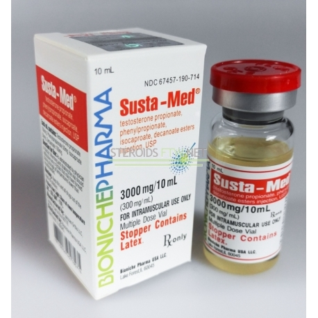 Susta Med Bioniche Pharmacy (Sustanon) 10ml (300mg/ml)