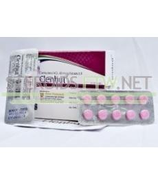 Clenbut Shree Venkatesh (Clenbuterol) 50tabs (40mcg/tab)