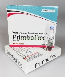 Primobol 100 Kari Pekka (Primobolan Injection)