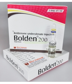Bolden 200 Shree Rasmus (Boldenone Undecylenate injektion)