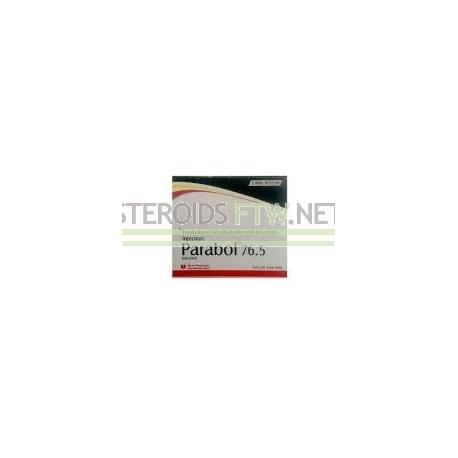 """""""Parabol 76.5 Shree Venkatesh"""" (trenbolono heksahidrobenzilkarbonatas)"""