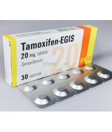 Tamoxifeno (Nolvadex) EGIS 30tabs (20mg/tab)