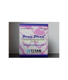 Prop-Phen Titan HealthCare (testosteronifenyylipropionaatti)