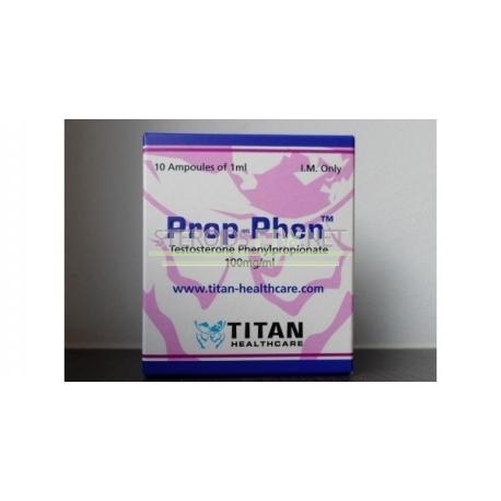 Prop-Phen Titan HealthCare (Testosterone Phenylpropionate)