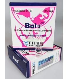 Fet Titan hälso-och sjukvård (Boldenone Undecylenate)