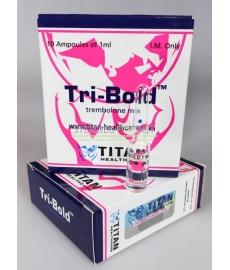Tri-Bold Titán HealthCare (Mix de boldenona)