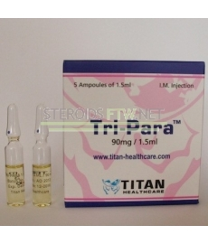 Tri-Para Titan HealthCare (Mix of 3 Trenbolones)