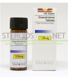 Oxandrolone tabletter USP Genesis 100 faner (Oxandrolone 10mg/Tab)