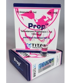 Prop Titan HealthCare (testosteronipropionaatti)