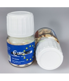 Turinabol 10 mg Euromed, 100 tabletta (10 mg / lap)
