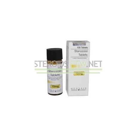 Stanozolol 10mg Euromed (Winstrol) 100 tablets (10mg/tab)