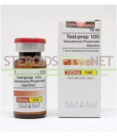 Testosteron Propionate Genesis 10 ml (testosteron Propionate 100 mg/ml)