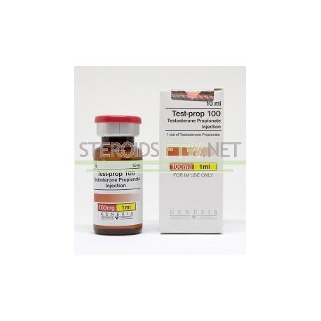 Testosterono propionatas Genesis 10ml (testosterono propionatas 100mg/ml)