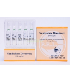 Nandrolon-Decanoat Primus Ray Labs 10X1ML [250 mg / ml]