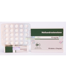 Methandrostenolon Primus Ray Labs 50 Tabletten [10 mg / Tab]