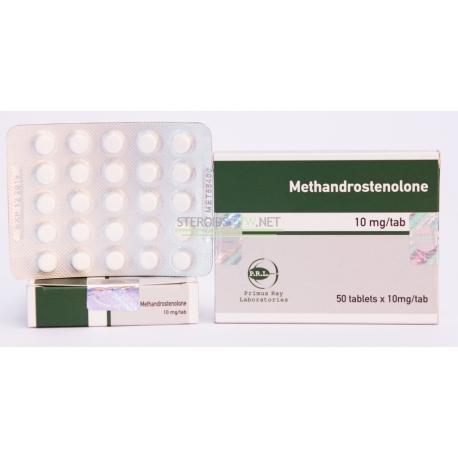 Methandrostenolone Primus Ray Labs 50tabs [10mg/tab]