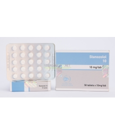 Stanozolol tabletter Primus Ray Labs 50 tabs [10 mg / fane]
