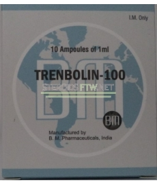 """Trenbolin-100 BM Pharmaceutical 10ml"" [10X1ML / 100 mg]"