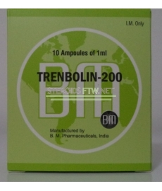"""Trenbolin-200 BM Pharmaceutical 10ml"" [10X1ML / 200 mg]"