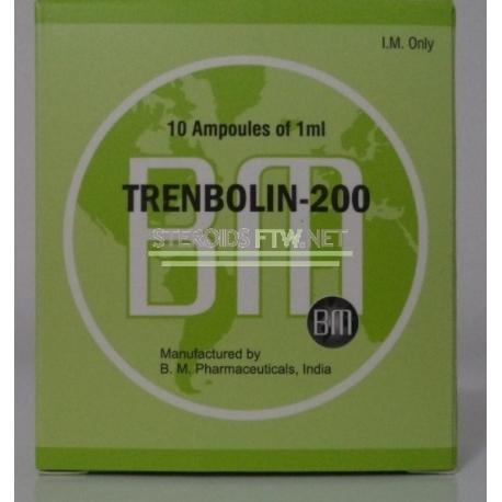 Trenbolin-200 BM Pharmaceutical 10ML [10X1ML/200mg]