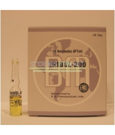 Tribol-200 BM Pharmaceuticals (Trenbolone Mix) 10ML [10X1ML/200mg]
