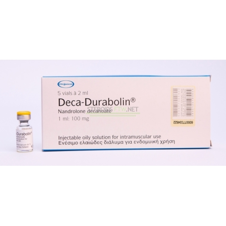Deca Durabolin Holland Organon 1 amp (200mg / 2ml)