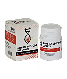 Methandienone [Dianabol] DNA labs 100 tab [10mg / tab]