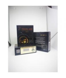 TESTO MIX (ESTERI MISTI DI TESTOSTERONE) AQUILA PHARMACEUTICALS 10X1ML [300MG / ML]