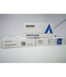 ANASTRAZOL [ARIMIDEX] NOUVEAUX 50 1 mg-os tabletta