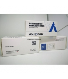 TURINABOL NOUVEAUX LTD 100 δισκία των 10 mg