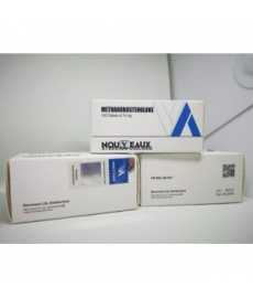 METHANDROSTENOLON (DIANABOL) NOUVEAUX LTD 100 TABLETTEN VON 10 mg