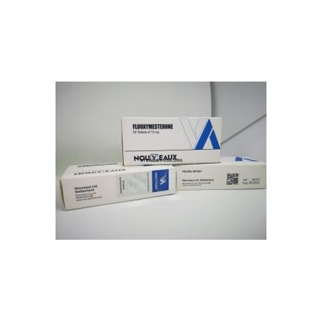 HALOTESTIN [FLUOXYMESTERON] NOUVEAUX 50 TABLETTEN VON 10 mg